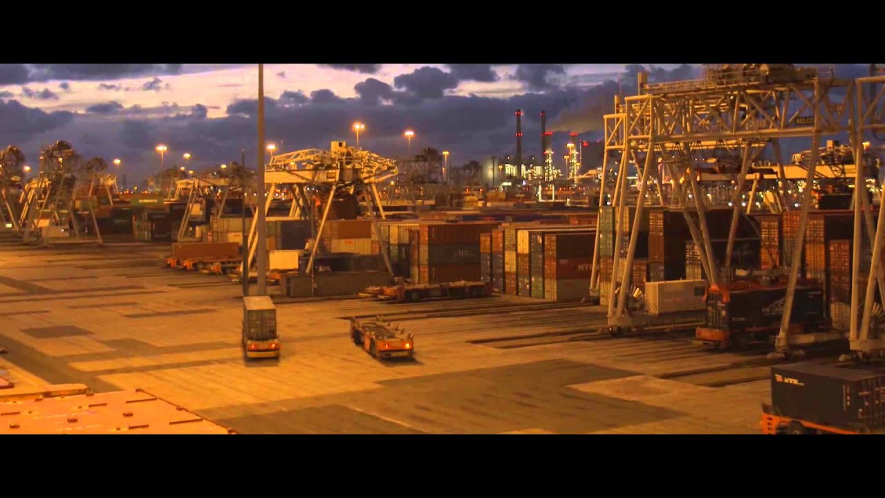 ECT Delta Terminal & Euromax Terminal Rotterdam