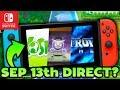 Nintendo Direct September 13 RUMOUR, Pokemon Let's GO Pikachu, Smash Bros Ultimate, Animal Crossing!