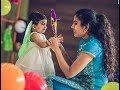 Singer Hemachandra Daughter Birthday Full HD Video    Sravana Bhargavi