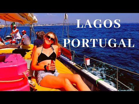 LAGOS PORTUGAL VLOG - The Best of the Algarve