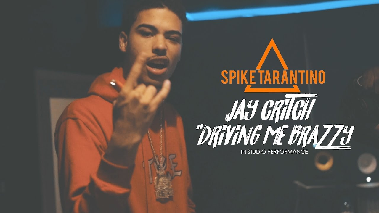 "Jay Critch - ""Driving Me Brazzy"" (Official Music Video) 