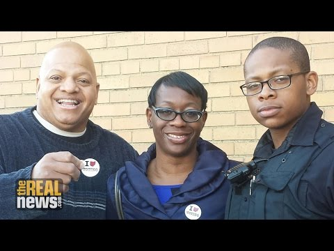 Balancing Coming from a Police Family with Holding Cops Accountable - Nina Turner on RAI (4/4)