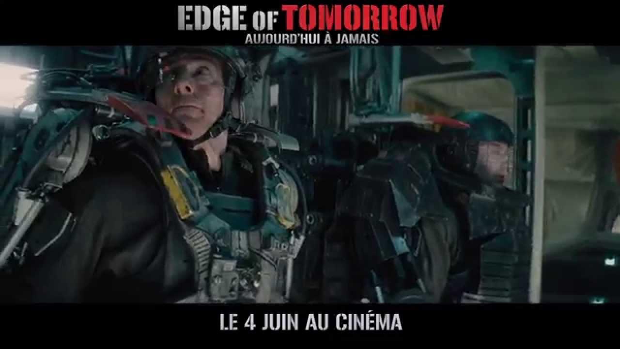 Edge of Tomorrow --- Bande annonce 3 VF en salle le 4 juin - Edge of Tomorrow --- Bande annonce 3 VF en salle le 4 juin