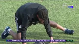 Can 2017 - تعليق ك/ محمد بركات على ازمة ك/ احمد ناجى وشريف إكرامى ( كلام قمة فى التهريج)