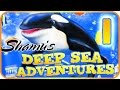 Sea World: Shamu's Deep Sea Adventures Walkthrough Part 1 (PS2, Gamecube, XBOX)