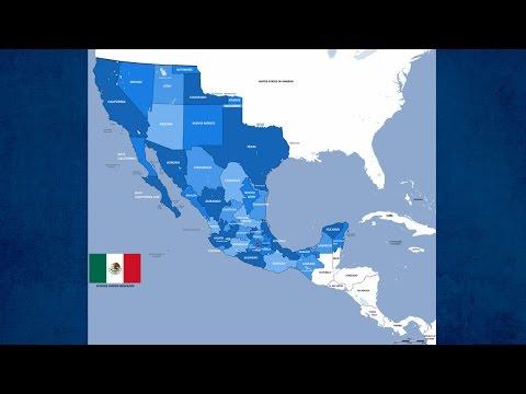 México La Reconquista - Aztlán -