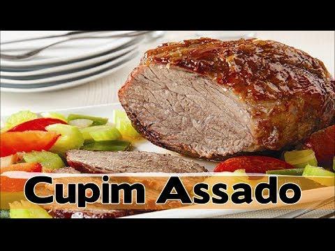 Cupim Assado ! Receita de churrascaria