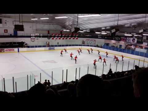 Gold Ice Juvenile, 20170211, 2017 Ontario Regional Synchronized Skating Championships