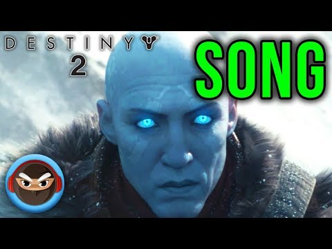 "DESTINY 2 SONG ""Destiny Screams"" by TryHardNinja feat. Daddyphatsnaps"