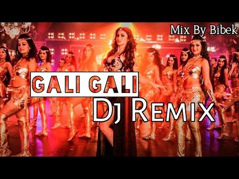 Gali Gali Hindi Dj Song   Neha Kakkar   Mouni Roy   Tanishk Bagchi   Rashmi Virag   T-SERIES
