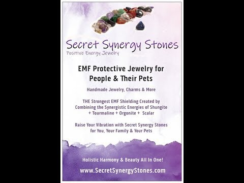 How to Test EMF Protection using Secret Synergy Stones