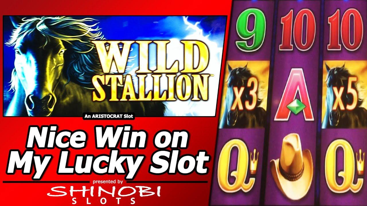 Wild Stallion Slot Machine