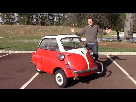 Thumbnail: The BMW Isetta Is the Strangest BMW of All Time