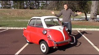 The BMW Isetta Is the Strangest BMW of All Time thumbnail