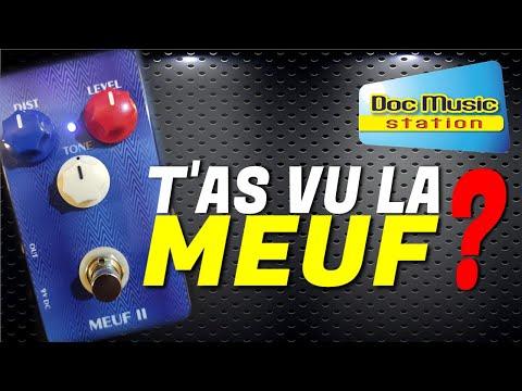 Doc Music Station - MEUF II - Demo Français - NO SPEECH NO SHRED