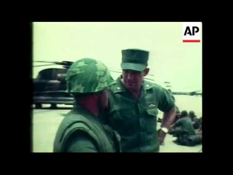 CAMBODIA: US COMBAT TROOPS MIA SINCE 1975 SEARCH (V)