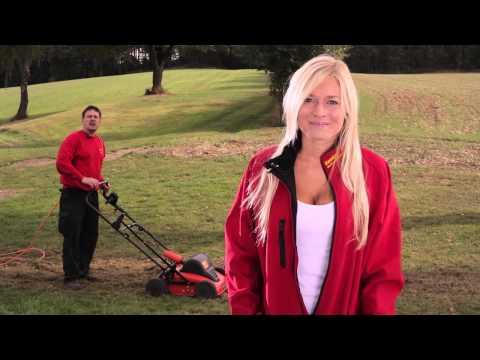 Video Der Vertikutierer - Rentas Werkzeugvermietung