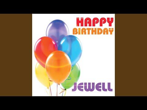 Happy Birthday Jewell