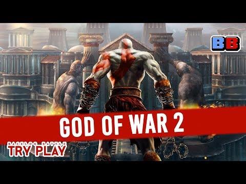 Backlog Battle Try Play - God of War 2