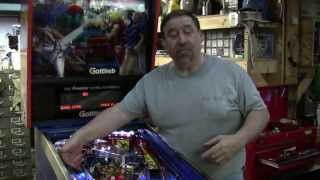 #230 Gottlieb STREET FIGHTER II Pinball Machine - Another one going out the door! TNT Amusements