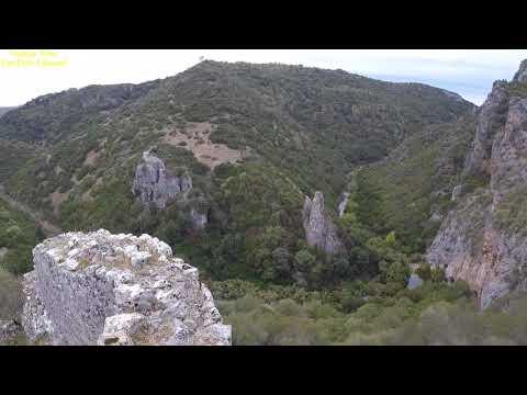 Castello di Medusa (Samugheo, Sardegna) / GoPro HD