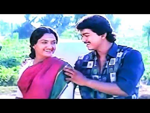 Tamil Songs # Amman Kovil Ellame # Rajavin Parvaiyile # Ilaiyaraaja Songs # Vijay Super Hit Songs