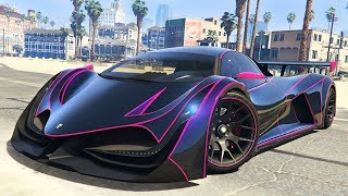 NEW $2,500,000 EPIC SUPERCAR! (GTA 5 DLC)
