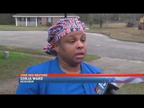 Prichard neighborhood frustrated with flooding issue - NBC 15 News WPMI