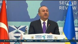 تقرير | رئيس الوزراء التركي يدعو الولايات المتحدة إلى وقف دعم الوحدات الكردية