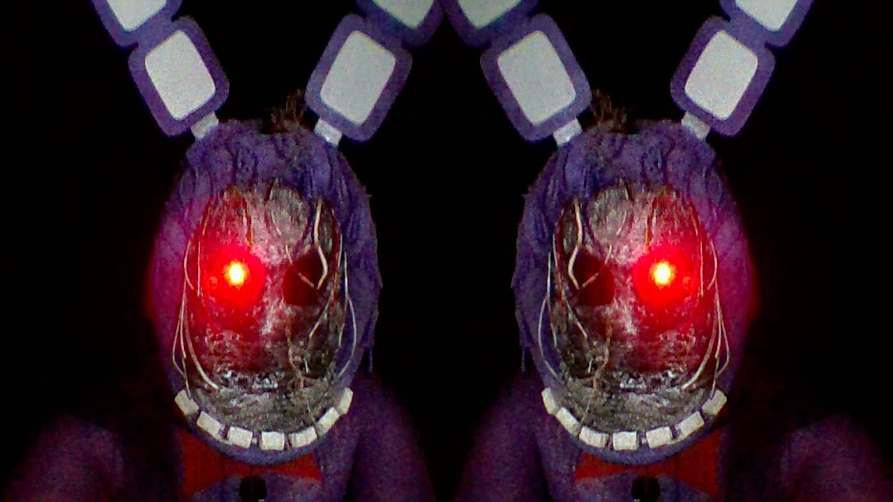 F fnaf bonnie costume for sale - Withered Bonnie Best Costume Test Five Nights At Freddys Improved Rise Of The Machine Youtube