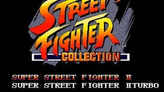 PSX Street Fighter Collection