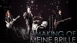 "We Butter The Bread With Butter - Making of ""Meine Brille"""