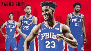 76ers Hype Video *SICKO MODE*