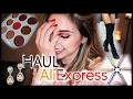 Haul Aliexpress ( palette Kylie Jenner, coulor pop, cuissarde... )