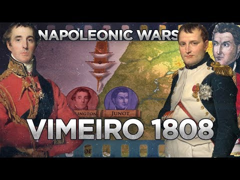 Napoleonic Wars: Battle of Vimeiro (1808) - Peninsular War DOCUMENTARY