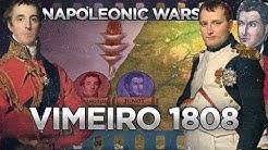 Napoleonic Wars: Battle of Vimeiro (1808) - Peninsular War DOCUMENTARY