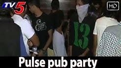 Pulse pub Gay Party At Begumpet, Hyderabad -  TV5