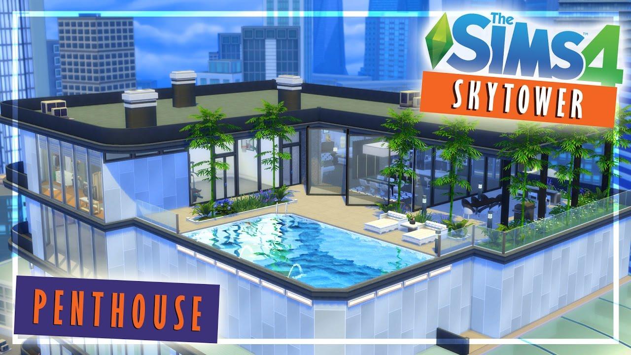 Sims  Apartment Build