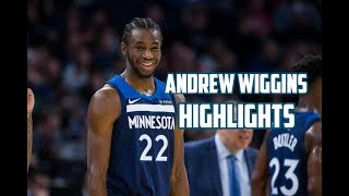 Andrew Wiggins Highlights (2018) || 'See Me Fall' NBA Mix