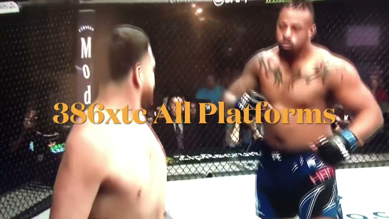 Tai Tuivasa chugs beer from shoe after knocking out Greg Hardy at ...