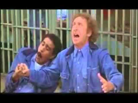 Stir Crazy Gene Wilder & Richard Pryor prison