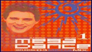 Mega Dance Vol.1 - 1995-1998 - Celso Portiolli (2001) [Paradoxx Music - 2 CDs, Compilation]