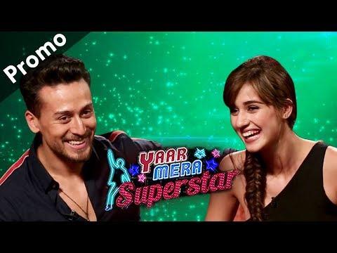 'Baaghi 2' Stars Tiger Shroff And Disha Patani On Yaar Mera Superstar Season 2   Promo