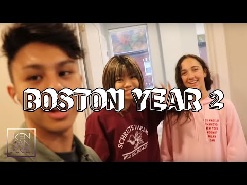 Boston Year 2 with the Wiggle Crew / Vlog