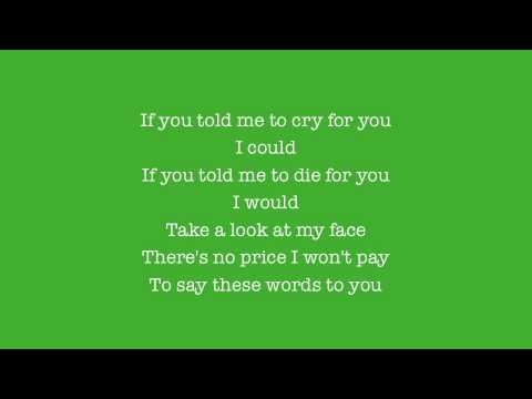 Bon Jovi - Always (Lyrics)