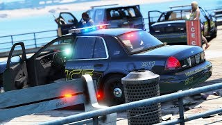LSPDFR - Day 1064 - Chaos at the Pier