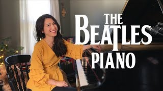 Girl (The Beatles) Piano Cover by Sangah Noona