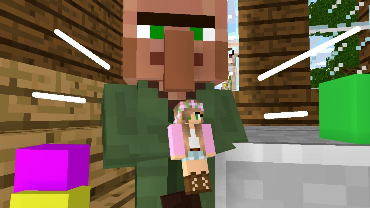 Minecraft Animation) Surprise Eggs: Elsa Frozen, Minions, Peppa Pig ...