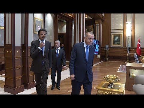 قطر تتعهد بتقديم 15 مليار دولار لتركيا على شكل استثمارات مباشرة  - نشر قبل 48 دقيقة