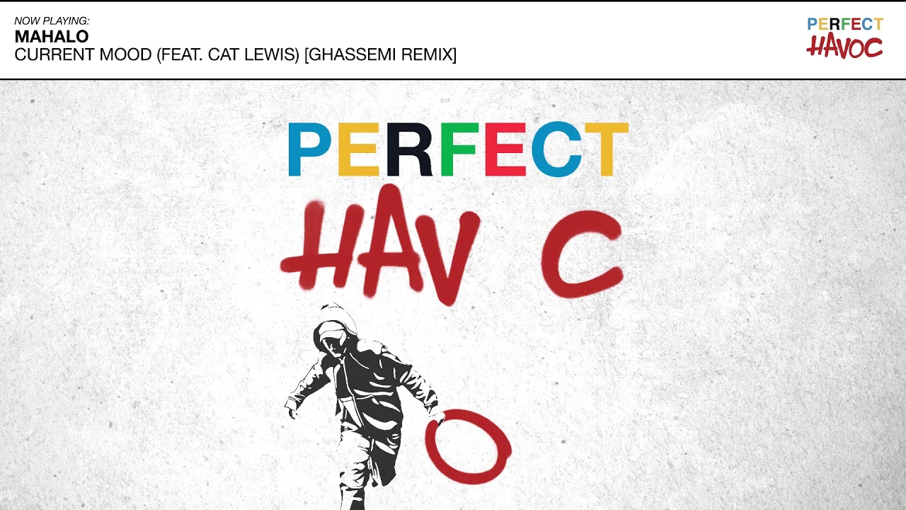 Download Mahalo - Current Mood (feat Cat Lewis) (Ghassemi Remix)